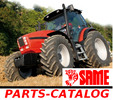 Thumbnail SPARE PARTS CATALOG TRACTOR SAME DORADO V 70,75,90,100